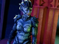 Сексуальные инопланетянки
