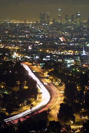 столица лос анджелеса